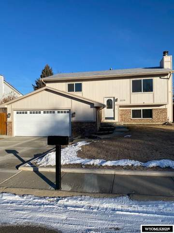 2219 Sierra Road, Rock Springs, WY 82901 (MLS #20210163) :: RE/MAX Horizon Realty
