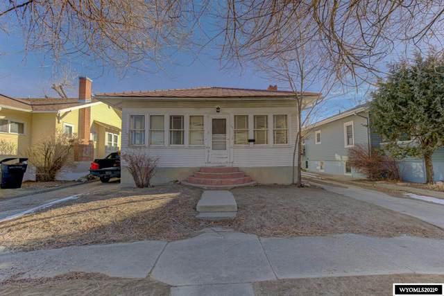 119 S Kenwood, Casper, WY 82601 (MLS #20210168) :: Real Estate Leaders