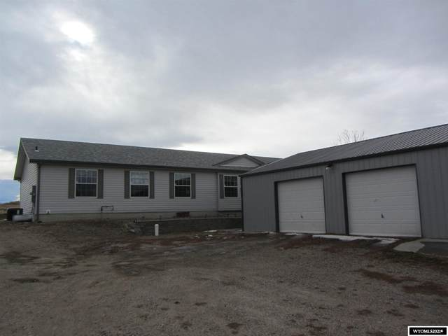 15 Ramseier Loop, Douglas, WY 82633 (MLS #20210175) :: RE/MAX The Group