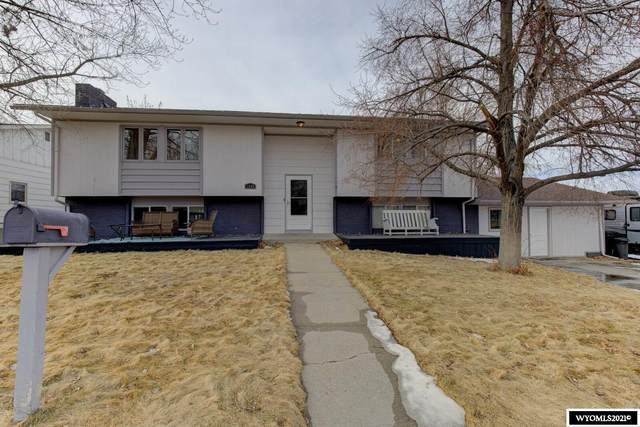 1600 Kingsbury Drive, Casper, WY 82609 (MLS #20210177) :: RE/MAX The Group