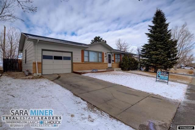 2938 Ridgecrest Drive, Casper, WY 82601 (MLS #20210180) :: RE/MAX Horizon Realty