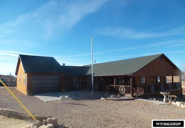 2235 County Road 103, Evanston, WY 82930 (MLS #20210193) :: RE/MAX The Group