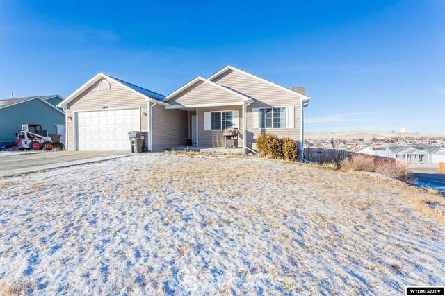 2602 Shumway Avenue, Casper, WY 82601 (MLS #20210195) :: RE/MAX The Group
