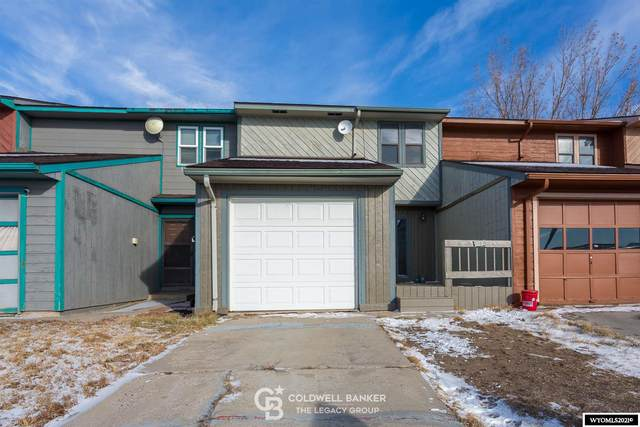 1104 Leal Street, Douglas, WY 82633 (MLS #20210196) :: Lisa Burridge & Associates Real Estate