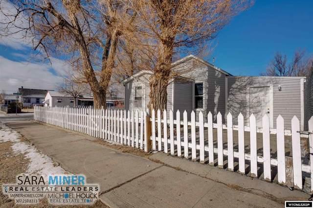 204 E J Street, Casper, WY 82601 (MLS #20210198) :: Real Estate Leaders