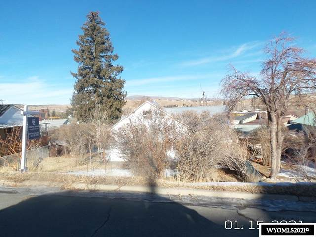 1312 Center, Evanston, WY 82930 (MLS #20210199) :: Real Estate Leaders