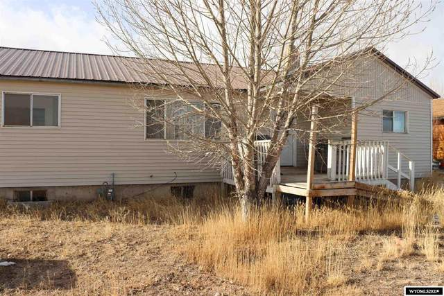 402 S Elm Street, La Barge, WY 83123 (MLS #20210200) :: RE/MAX The Group