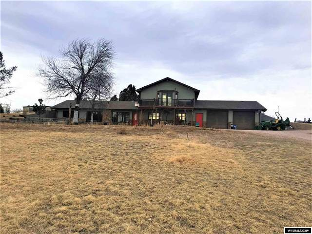 690 State Hwy 26, Wheatland, WY 82201 (MLS #20210203) :: RE/MAX The Group