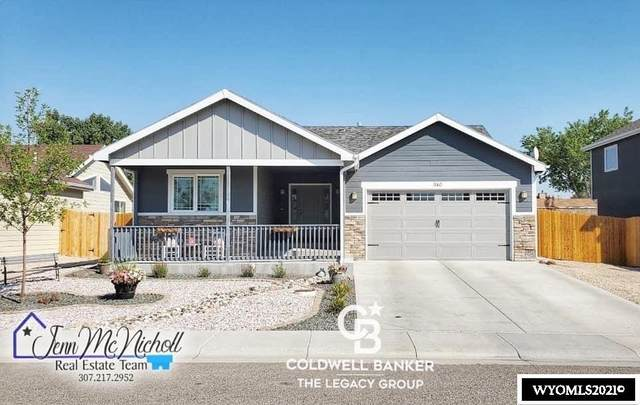 940 Flicker Street, Douglas, WY 82633 (MLS #20210205) :: Lisa Burridge & Associates Real Estate
