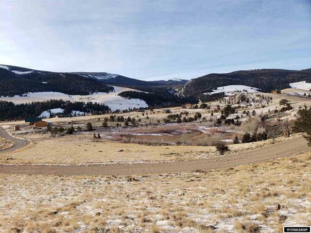 TBD Hart Trail & Hart Court, Dubois, WY 82513 (MLS #20210206) :: RE/MAX The Group