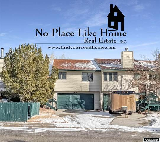 3231 Herrington Drive, Casper, WY 82604 (MLS #20210207) :: Real Estate Leaders