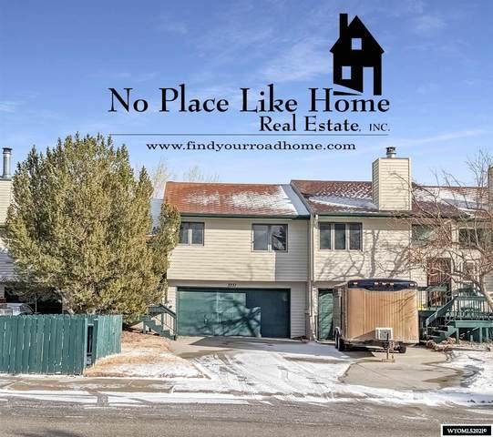 3231 Herrington Drive, Casper, WY 82604 (MLS #20210207) :: RE/MAX Horizon Realty