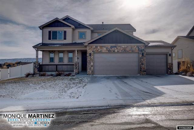 1363 Donegal, Casper, WY 82601 (MLS #20210208) :: RE/MAX The Group