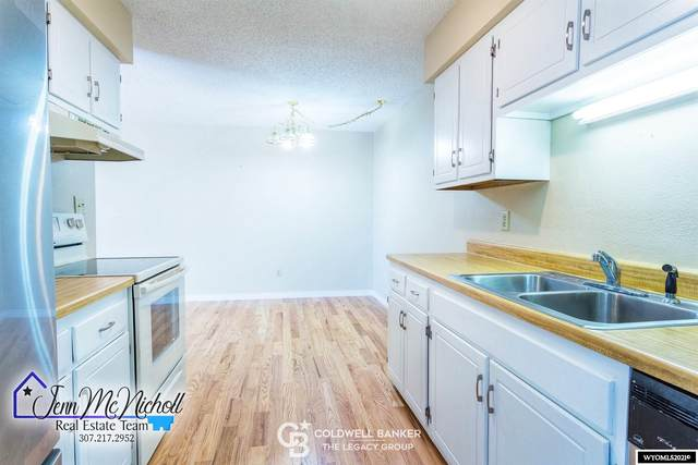 4400 S Poplar Street, Casper, WY 82601 (MLS #20210209) :: RE/MAX The Group