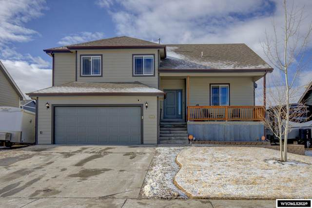 916 S 5th Avenue, Mills, WY 82644 (MLS #20210210) :: RE/MAX The Group