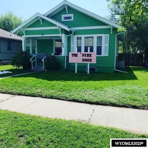 230 S Jackson Street, Casper, WY 82601 (MLS #20210215) :: Real Estate Leaders
