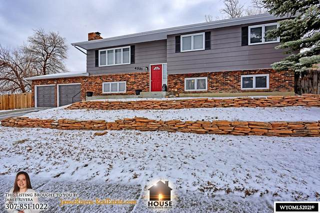 4331 Arroyo Drive, Casper, WY 82604 (MLS #20210217) :: Lisa Burridge & Associates Real Estate