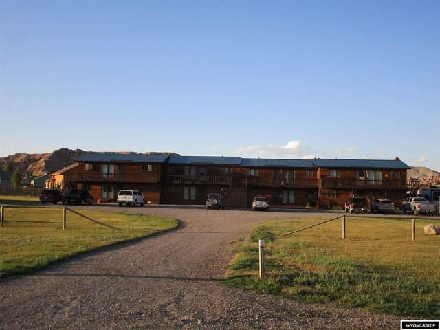 1516 Warm Springs Drive, Dubois, WY 82513 (MLS #20210220) :: Real Estate Leaders