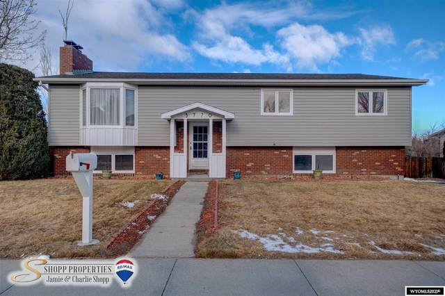 3770 Placid Drive, Casper, WY 82604 (MLS #20210223) :: Lisa Burridge & Associates Real Estate