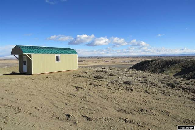 00 Lost Wells Butte, Riverton, WY 82501 (MLS #20210227) :: RE/MAX The Group