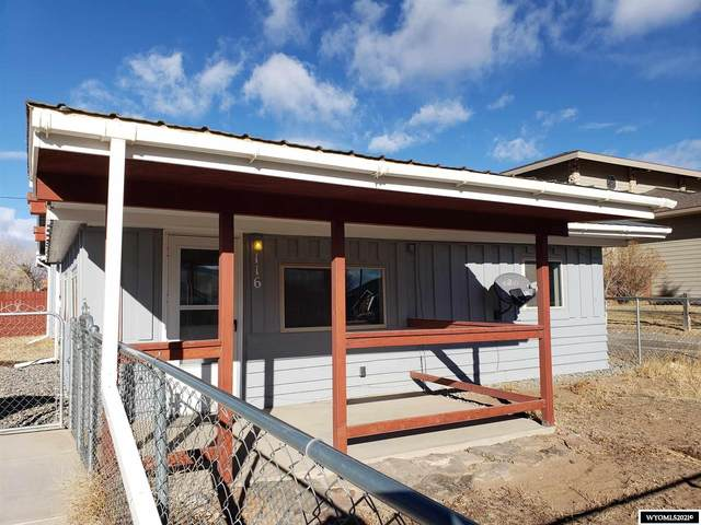 116 Clendenning Street, Dubois, WY 82513 (MLS #20210231) :: RE/MAX The Group