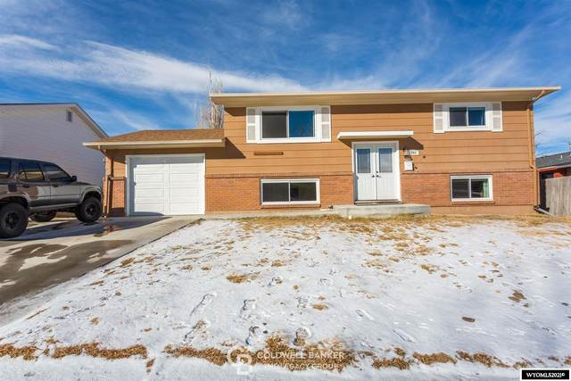 1944 S Fairdale, Casper, WY 82609 (MLS #20210234) :: Real Estate Leaders
