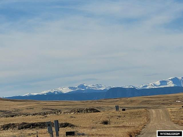28 Deer Trail, Buffalo, WY 82834 (MLS #20210242) :: Real Estate Leaders