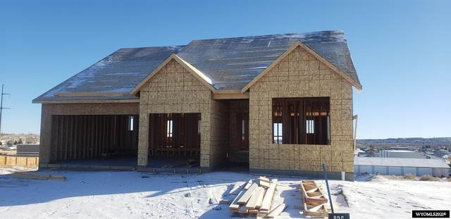 825 S 3rd Avenue, Mills, WY 82644 (MLS #20210254) :: Lisa Burridge & Associates Real Estate