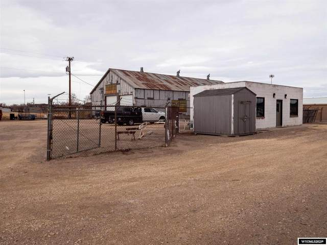 932 Helen St, Casper, WY 82633 (MLS #20210255) :: Lisa Burridge & Associates Real Estate
