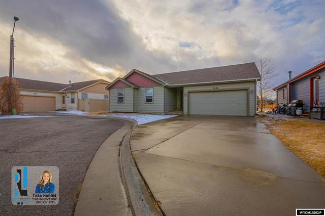 3346 Chaparral Drive, Casper, WY 82604 (MLS #20210256) :: Lisa Burridge & Associates Real Estate
