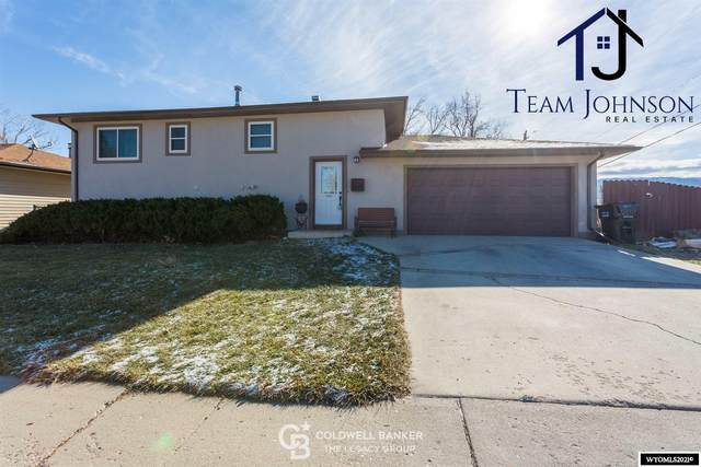 2855 Ridgecrest Drive, Casper, WY 82604 (MLS #20210262) :: Lisa Burridge & Associates Real Estate