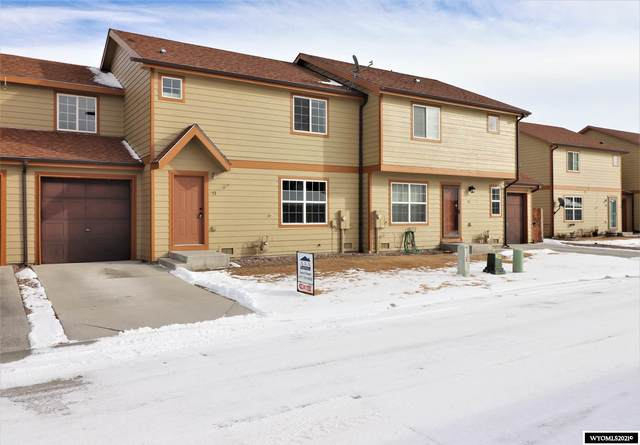 700 Shoshone #53, Green River, WY 82935 (MLS #20210263) :: RE/MAX The Group