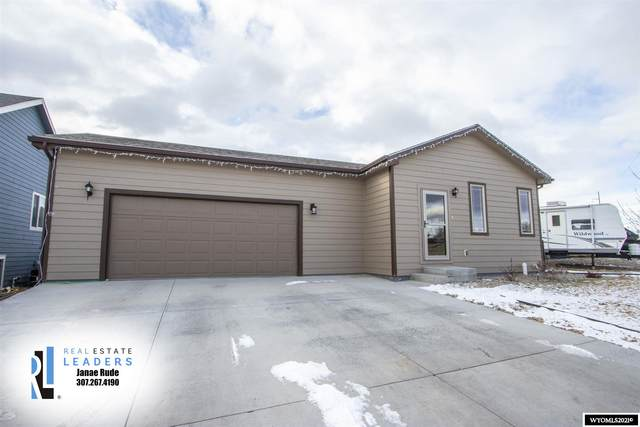 5151 Heritage Trail, Mills, WY 82644 (MLS #20210272) :: RE/MAX The Group