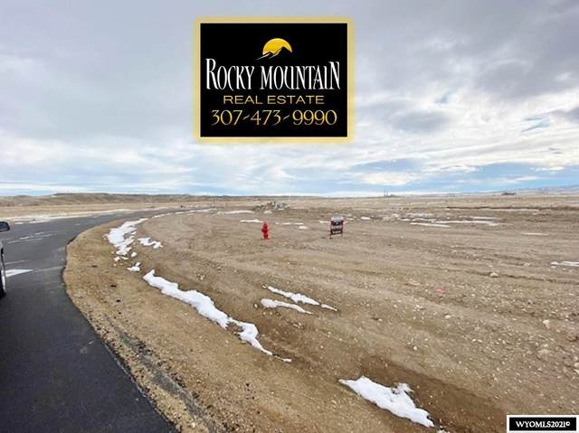222 Jon Street, Glenrock, WY 82637 (MLS #20210276) :: Lisa Burridge & Associates Real Estate