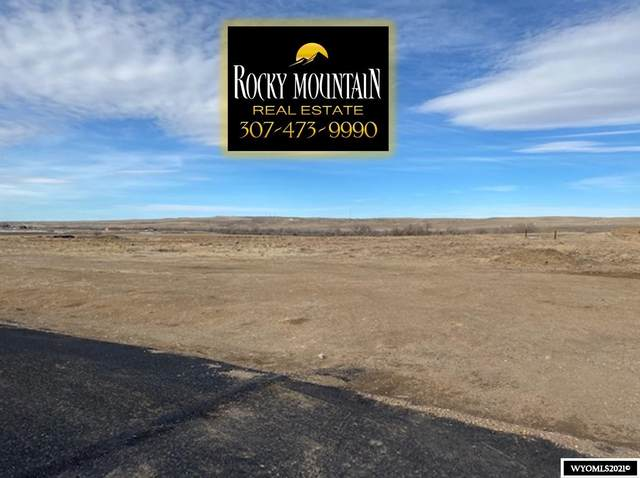 231 Jon Street, Glenrock, WY 82637 (MLS #20210277) :: Lisa Burridge & Associates Real Estate