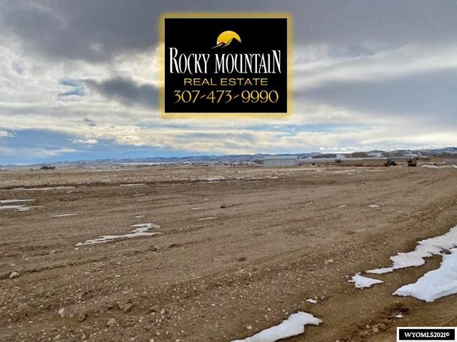 218 Jon Street, Glenrock, WY 82637 (MLS #20210278) :: RE/MAX The Group