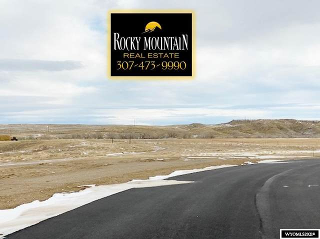 227 Jon Street, Glenrock, WY 82637 (MLS #20210279) :: Lisa Burridge & Associates Real Estate