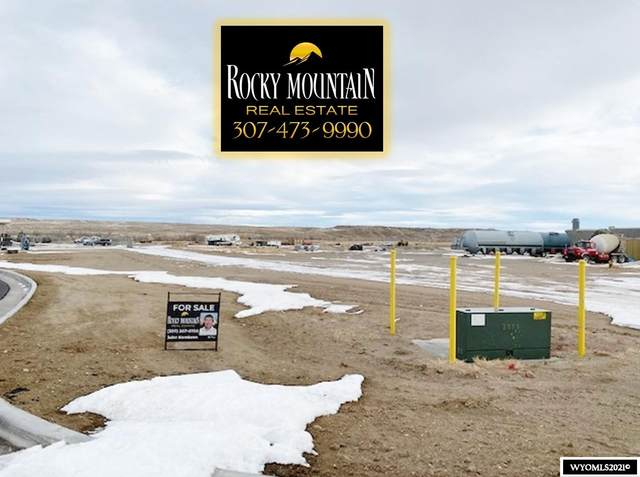 115 Jon Street, Glenrock, WY 82637 (MLS #20210282) :: Lisa Burridge & Associates Real Estate