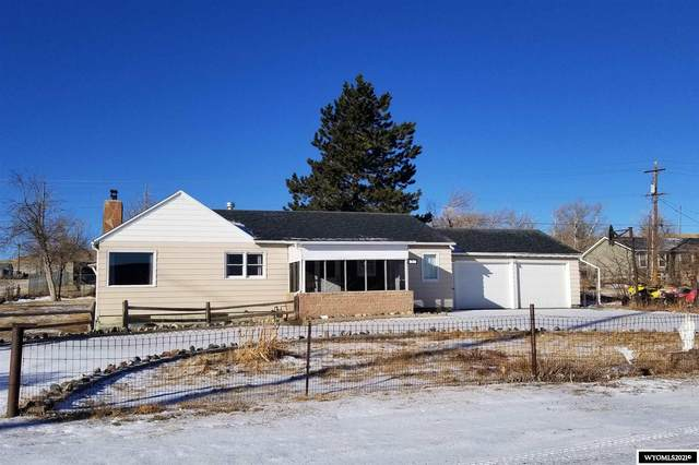2688 Harvard Street, Casper, WY 82601 (MLS #20210285) :: Real Estate Leaders