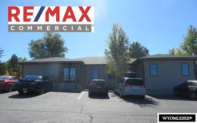 2345 E 2nd Street, Casper, WY 82609 (MLS #20210303) :: RE/MAX The Group