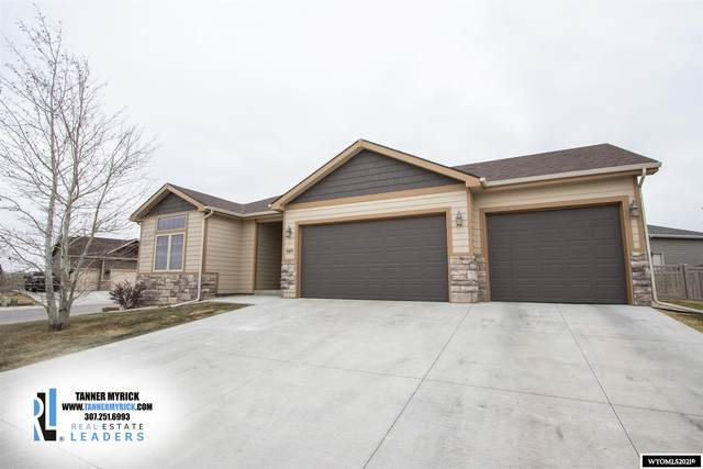 949 Cornwall, Casper, WY 82609 (MLS #20210310) :: RE/MAX The Group