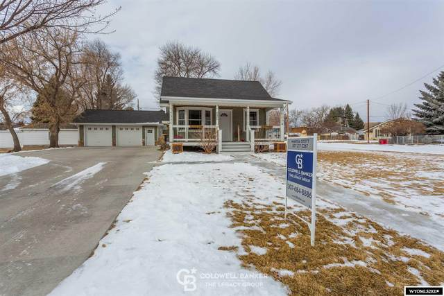 898 N Burritt, Buffalo, WY 82834 (MLS #20210311) :: RE/MAX The Group