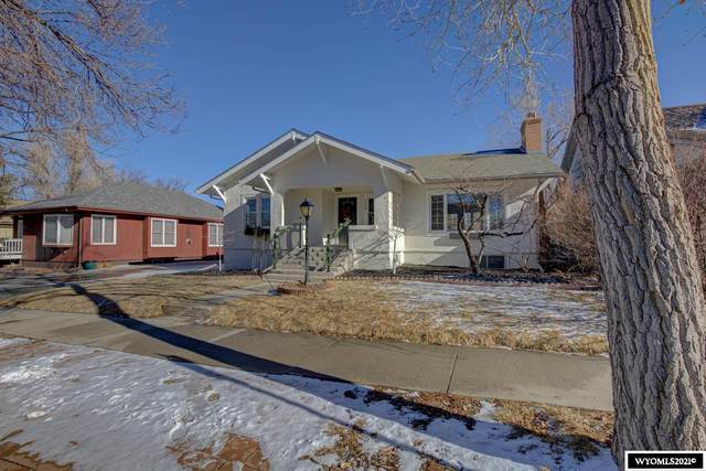 1125 S Elm Street, Casper, WY 82601 (MLS #20210317) :: Real Estate Leaders