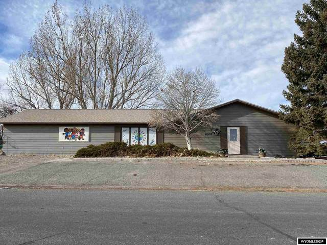 1008 College View Drive, Riverton, WY 82501 (MLS #20210322) :: RE/MAX The Group