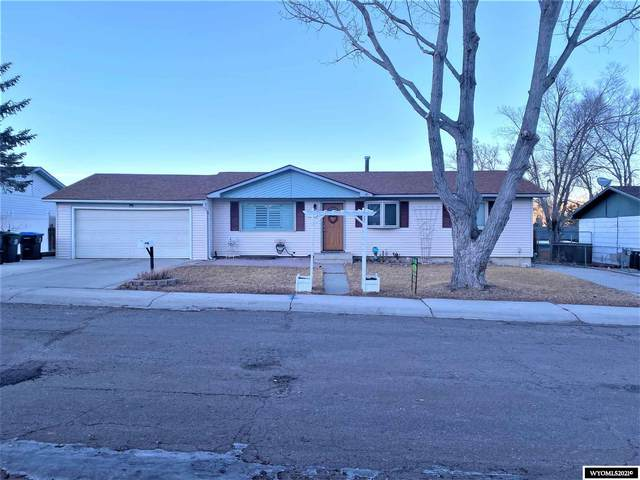 375 Stage Pl, Green River, WY 82935 (MLS #20210353) :: RE/MAX The Group
