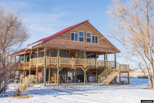 74 Schoening Street, Lysite, WY 82642 (MLS #20210355) :: RE/MAX The Group