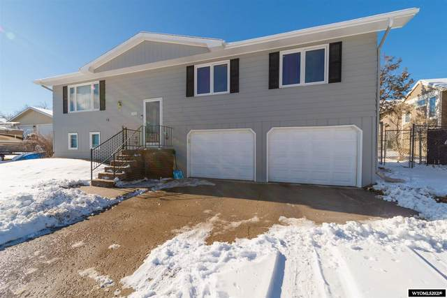 1920 Bonnie Brae, Casper, WY 82601 (MLS #20210361) :: Real Estate Leaders