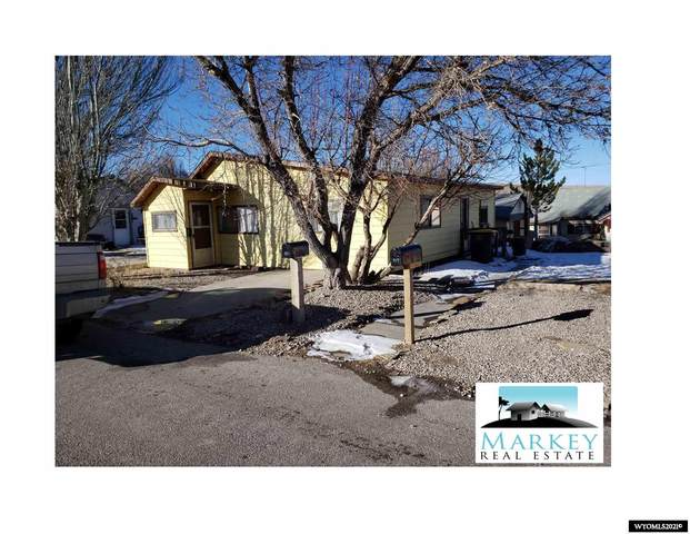 419 and 421 Donnel Street, Rawlins, WY 82301 (MLS #20210369) :: RE/MAX The Group