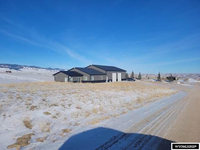 12 Winchester Way, Buffalo, WY 82834 (MLS #20210402) :: Lisa Burridge & Associates Real Estate