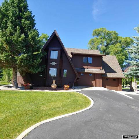 690 Big Goose Road, Sheridan, WY 82801 (MLS #20210413) :: Real Estate Leaders